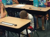 Second Graders Learning About Grit!  Don't Eat the Oreo!