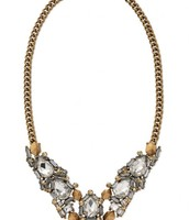 Zora Crystal Necklace