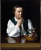 what did paul revere do for the american revolution ?