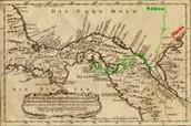Vasco's map