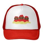 Meatball Hat