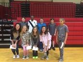7th Grade Star Students