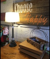 4-Gear Table Lamp by Salvage Arts - $295