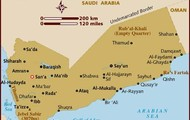 Yemen's area