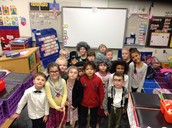 17 100 Year-old Kindergarteners