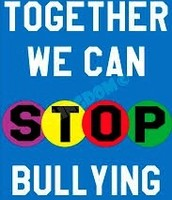 Stick up for each other and we can stop the bullying!