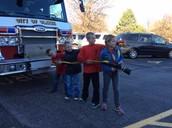 3rd Grade Fire Chiefs