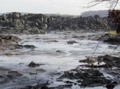Dan River after the Coal Ash spill