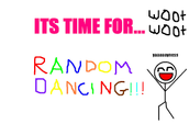 Random Dancing