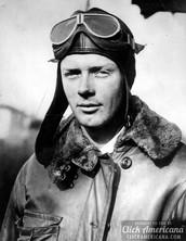 Hero- Charles Lindbergh (1902-1974)