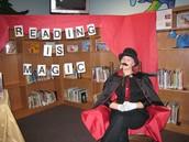 RIF: Reading is Magic