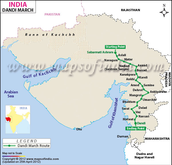 Map of Journey