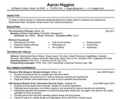 Tuesday: LAST Resume Critique Day - 9/16