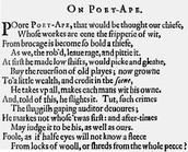 William Shakespeare's Poem