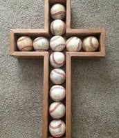 i like god and baseball