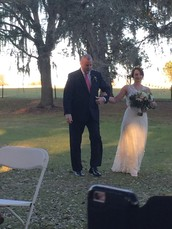 Jack Avella Gives his Daughter Away...