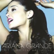 Ariana's picture of her ablum