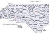 N.C. Counties