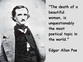A Quote by Poe