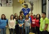 FFC Yearbook Staff