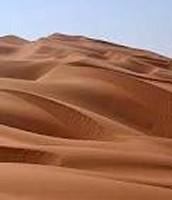 Saudi Arabia major landforms