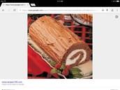 Butterscotch yole log