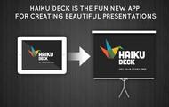 About Haiku Deck