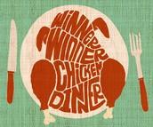 Chicken Dinner - Tuesday 3/15 5:30-7:00