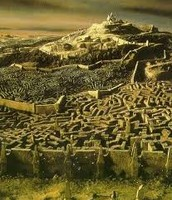 The Labyrinth.(Maze)