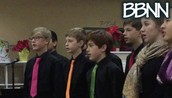 Bush Chamber Choir Spreads Holiday Cheer