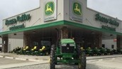 We are your place to get a GREEN GREEN TRACTOR!!