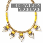The Pavilion Necklace