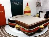 Sandwich Bed