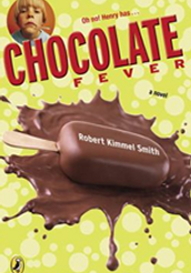 Chocolate Fever by Robert Kimmel Smith & illustrated by Gioia Fiammenghi
