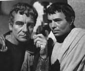 Cassius persuading Brutus