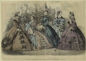 The Corset and Hoop Skirt (Victorian Age-1960)