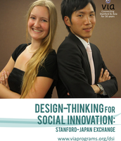 Design-thinking for Social Innovation: Stanford-Japan Exchange