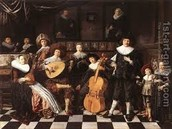 Ouverture plays baroque music.