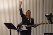 Worship through music