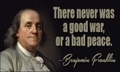 Ben Franklin's Memorable Quotes
