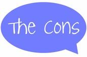 The cons of Amendment  XXVIII,
