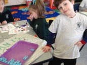 Sight word Building with Harry!