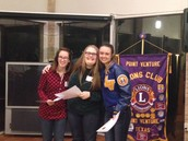 More Money from the PV Lion's Club!