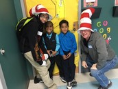 Dr. Seuss Day!