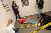 Forensic Science is a college major!