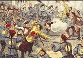 Battle in Boxer Rebellion