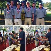 E.C. Glass Golf Team