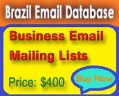 Brazil Email database