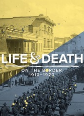 Evening for Educators: Life and Death on the Border, 1910-1920