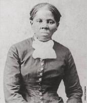 Araminta Harriet Ross   (originally named) - Harriet Tubman   (full name)     Minty; Moses; General Tubman    (nicknames)